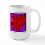 Be My Valentine Large Mug