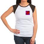Be My Valentine Women's Cap Sleeve T-Shirt
