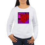 Be My Valentine Women's Long Sleeve T-Shirt