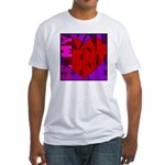 Be My Valentine Fitted T-Shirt