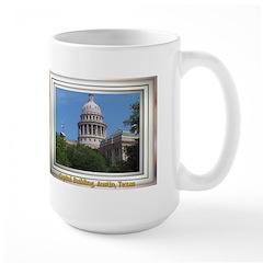 State Capitol #1 Large Mug