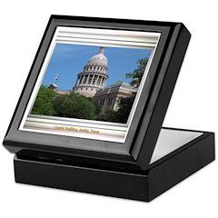 State Capitol #1 Keepsake Box