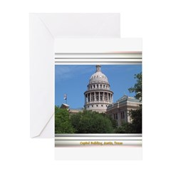 State Capitol #1 Greeting Card