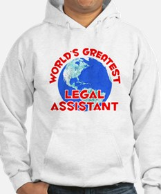 World's Greatest Legal.. (F) Hoodie