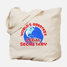 World's Greatest Legal.. (F) Tote Bag