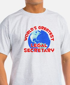 World's Greatest Legal.. (F) T-Shirt
