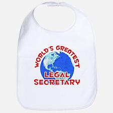 World's Greatest Legal.. (F) Bib