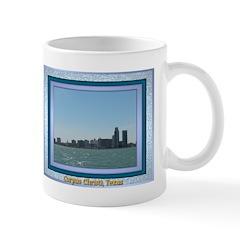 Corpus Christi Skyline Mug