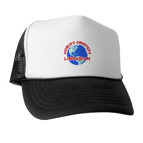 World's Greatest Libra.. (F) Trucker Hat