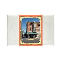 El Paso #2 Rectangle Magnet