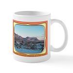 Frankline Mountain Sunrise Mug
