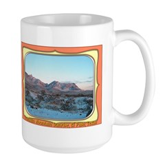 Frankline Mountain Sunrise Mug