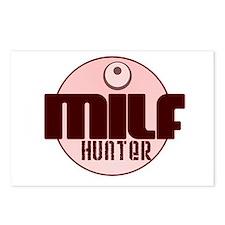 MILF Hunter Postcards (Package of 8)