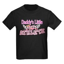 Daddy's Little Athlete T