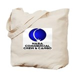 COTS - Commercial Crew & Cargo Tote Bag