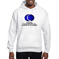 COTS - Commercial Crew & Cargo Hoodie