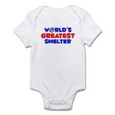 World's Greatest Smelter (A) Infant Bodysuit