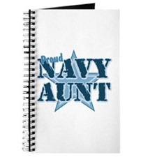Proud Navy Aunt Journal