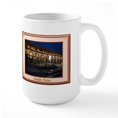 Temple Large Mug