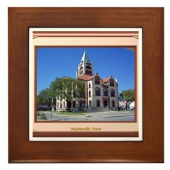 Stephenville Framed Tile