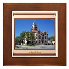 Stephenville Framed Tile