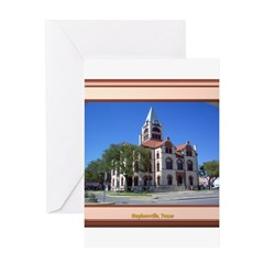 Stephenville Greeting Card