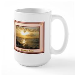 Galveston Sunrise Mug