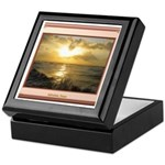 Galveston Sunrise Keepsake Box