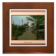 Galveston Framed Tile
