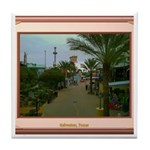 Galveston Tile Coaster