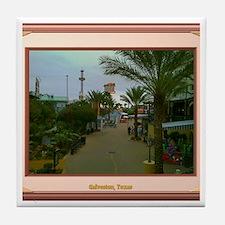Galveston Tile Coaster