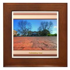 Fredricksburg Framed Tile
