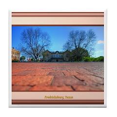 Fredricksburg Tile Coaster