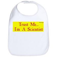 Trust Me I Am a Scientist Bib