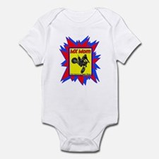 """MX Super Mom"" Infant Bodysuit"