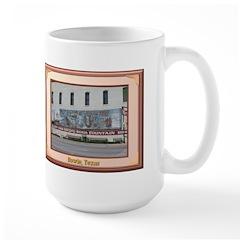 Bowie Large Mug