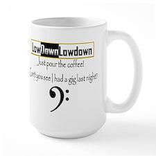 LowDown Morning After Mug