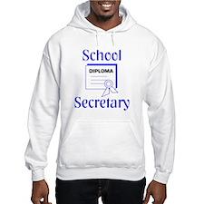 School Secretary Hoodie