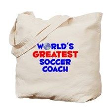 World's Greatest Socce.. (A) Tote Bag