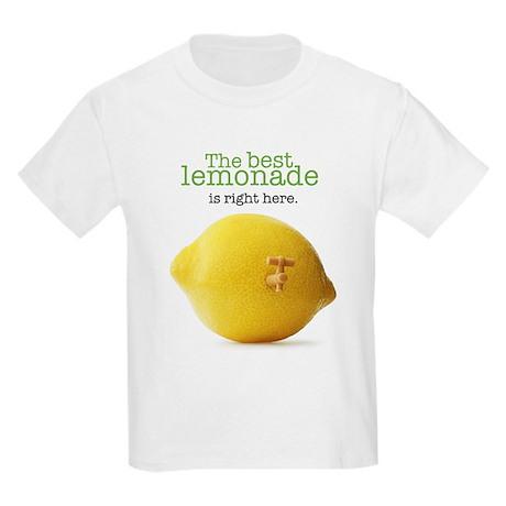 Lemonade Stand - Kids Light T-Shirt