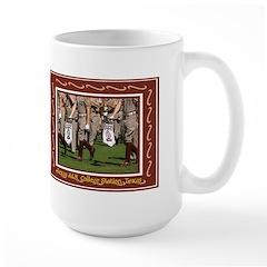 A&M #4 Large Mug