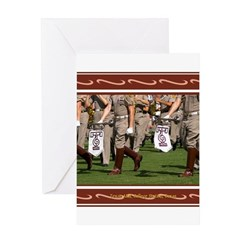 A&M #4 Greeting Card