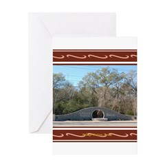 College Station #3 Greeting Card