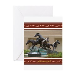 College Station #2 Greeting Card