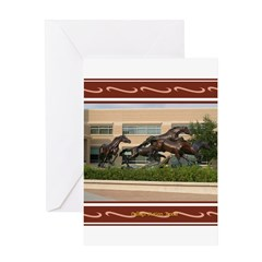 College Station #1 Greeting Card