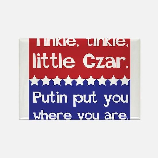 Tinkle Tinkle, Little Czar s Magnets