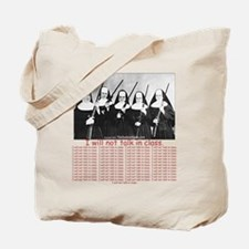 50 Times Tote Bag