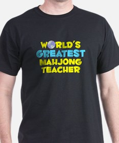 World's Greatest Mahjo.. (C) T-Shirt