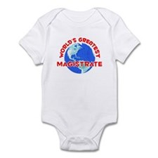 World's Greatest Magis.. (F) Infant Bodysuit