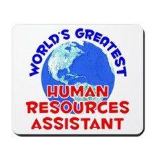 World's Greatest Human.. (E) Mousepad